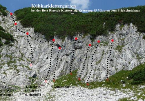 Kühkar Klettergarten